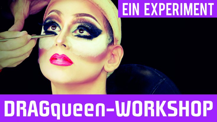 Dragqueen-Workshop
