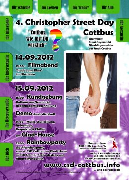 2012 Flyer 2 CSD Cottbus VS